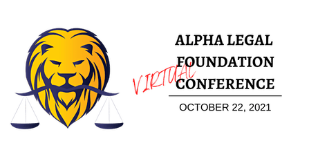 Alpha Legal Foundation Conference tickets