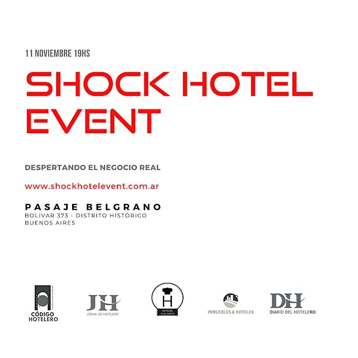 Imagen de Shock Hotel Event