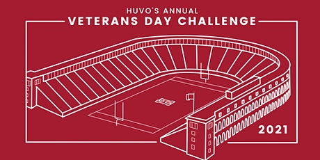 HUVO's Annual Veterans Day Challenge 2021 tickets
