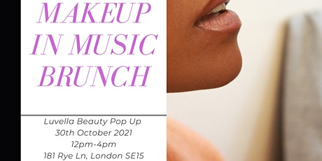 Makeup in Music by Luvella Beauty tickets
