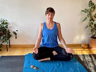Yoga + Meditation: Breath/Upper Body/New Moon Practice/The Heart Chakra tickets