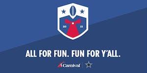 Carnival's Ultimate Cowboys Fan Fest