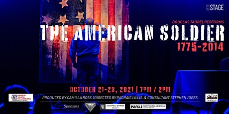 The American Soldier tickets