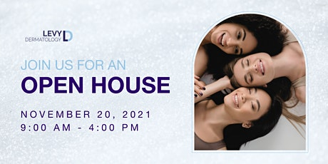2021 Holiday Open House tickets