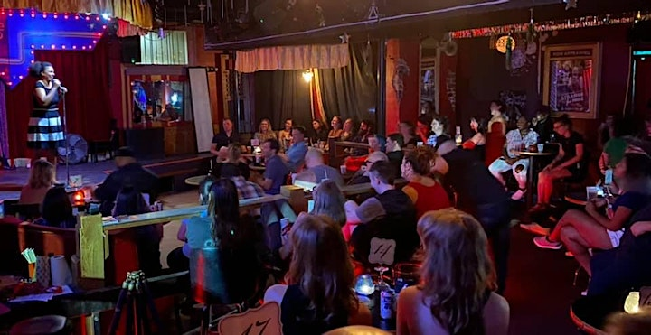 Local Uproar Stand-Up Showcase! image