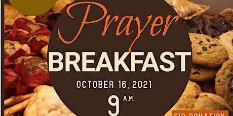 Antioch Prayer Breakfast tickets