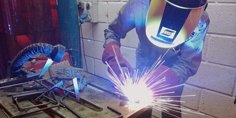 Introductory Welding for Artists (Mon 17 Jan 2022 -  Morning) tickets