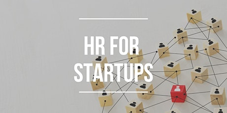 Human Resources for Start-ups tickets