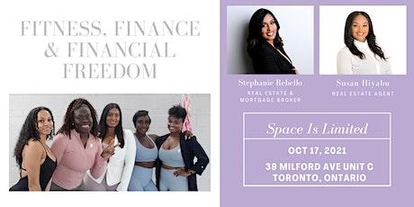Fitness, Finance & Financial Freedom Returns tickets