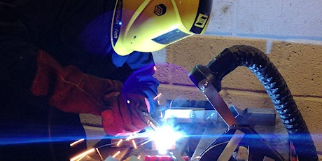 Introductory Welding for Artists (Mon 17 Jan 2022 - Afternoon) tickets