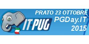 pg_cena: cena sociale / social dinner PGDay.IT 2015