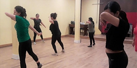 Women's Bollywood Dance Fitness Online - Toronto/EST Time tickets