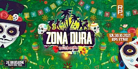ZONA DURA Hannover | Dia de los Muertos | SA.30.10.21/ RP5 STAGE billets