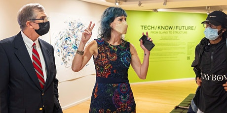 Artists in Conversation: Tech/Know/Future/ From Slang to Structure tickets