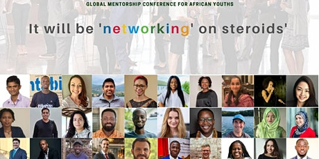 GLOBAL MENTORSHIP CONFERENCE FOR AFRICAN YOUTHS tickets