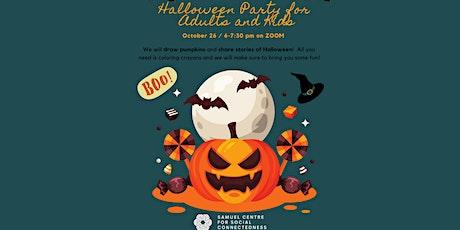 Virtual Halloween Party entradas