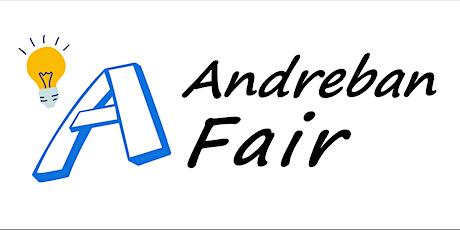 Andreban Fair biglietti