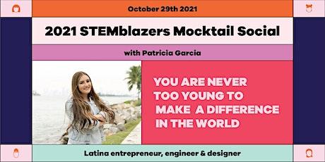 STEMblazers Annual Mocktail Social tickets