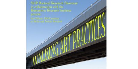 Walking Art Practices: Four Perspectives from Canada and the UK tickets