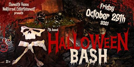 7th Annual Halloween Bash 2021 tickets