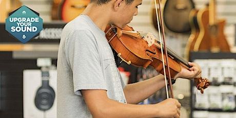 Richmond Music & Arts: Strings Showcase tickets