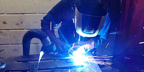 Introductory Welding for Artists (Mon 7 Feb 2022 - Afternoon) tickets