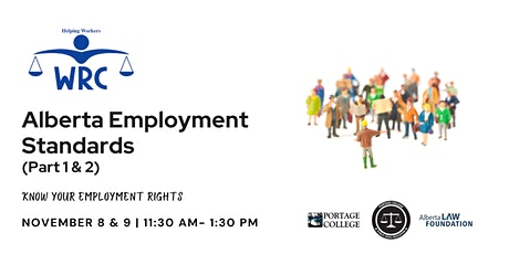 Alberta Employment Standards (Part 1 & 2) tickets