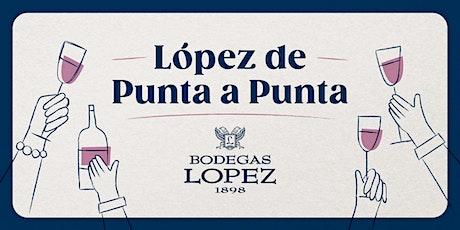 López de Punta a Punta 2021 entradas