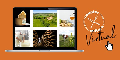 Virtual Counter Culture--Comte tickets
