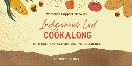 Indigenous Cookalong tickets