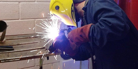 Introductory Welding for Artists (Mon 7 Feb 2022 - Evening) tickets