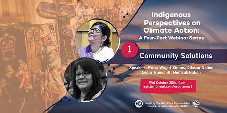 Indigenous Perspectives on Climate Action tickets