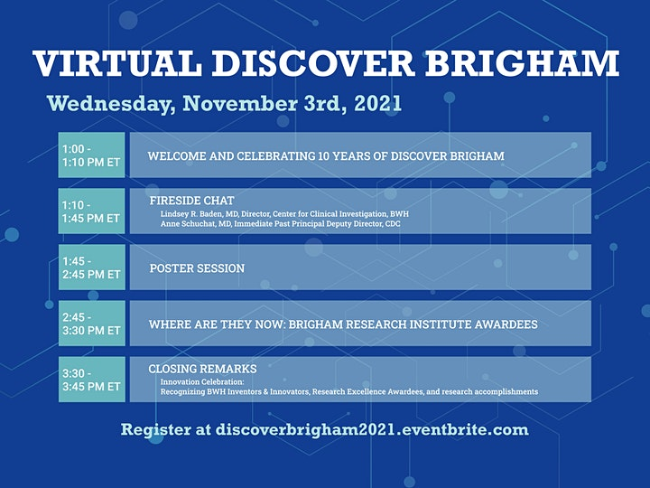 Discover Brigham 2021 image
