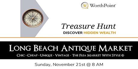 WorthPoint's Long Beach Treasure Hunt tickets