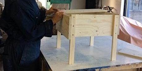 Wood Furniture Design Workshop (Mon & Tues, 14 - 15 Feb 2022) tickets