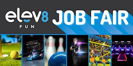 Elev8 Fun Sanford Job Fair tickets