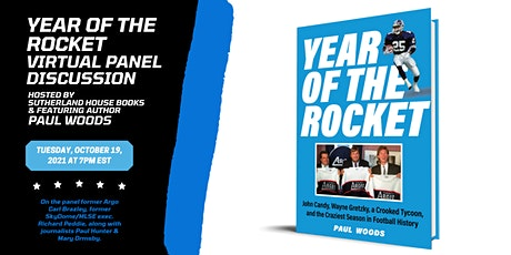 Year of the Rocket Virtual Panel Discussion tickets