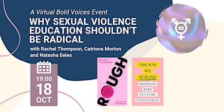 Why Sexual Violence Education Shouldn't Be Radical tickets
