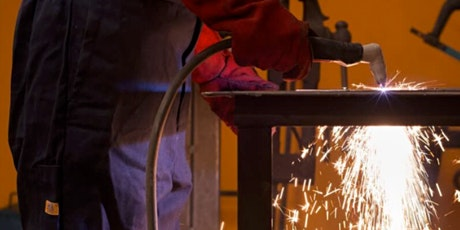 Metal Fabrication for Artists & Designers (Mon & Tues, 7 - 8 Mar 2022) tickets