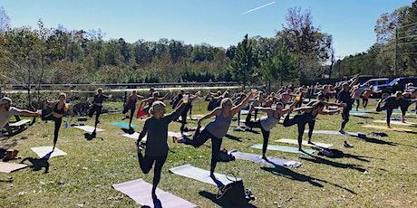 Mimosa Yoga | Lazy Creek Taphouse tickets