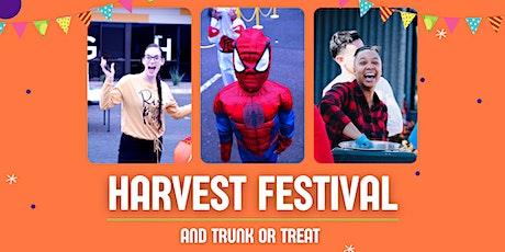 Free Harvest Festival tickets