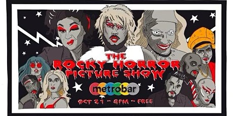 Rocky Horror Picture Show with a Drag Shadow Cast tickets