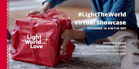 #LightTheWorld 2021 Virtual Showcase tickets