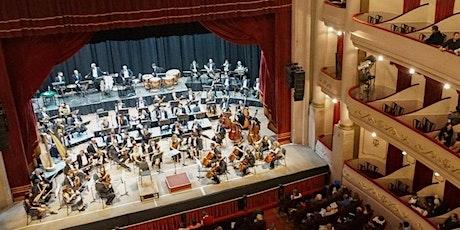 Orquesta Sinfónica Provincial junto al cuarteto de Lucio Passarelli entradas