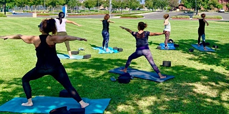 Outdoor Beginner Yoga tickets