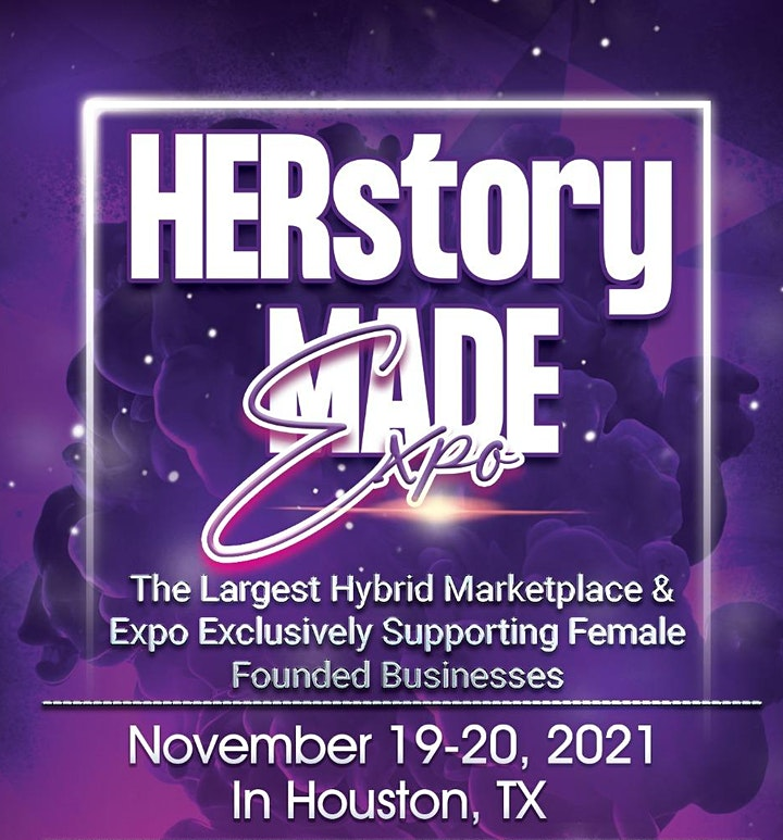 HERstory Made Expo image