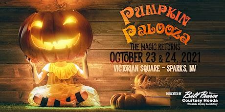 PumpkinPalooza- Saturday Oct. 23rd 10am-6pm & Sunday Oct. 24th 10am-4pm tickets