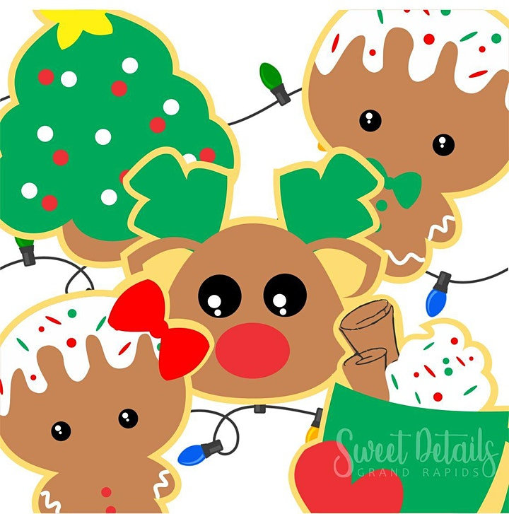 Christmas Cookie Decorating image