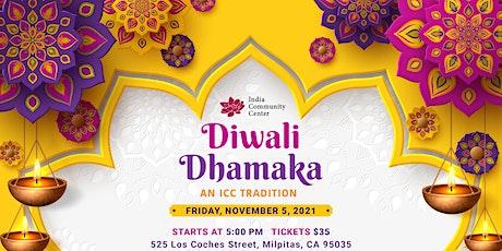 ICC Diwali Dhamaka 2021 tickets