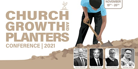 Church Growth and Planters Conference 2021 tickets